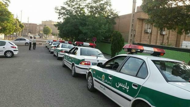 دستگیری ۱۴۶ نفر متهم در اجرای طرح ارتقاء امنیت اجتماعی شهرستان بم